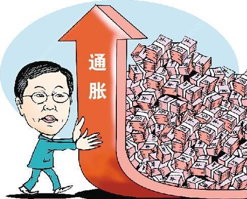 通货膨胀怎么办